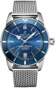 Breitling Superocean Heritage B20 Automatic 42 Steel - Gun Blue AB2010161C1A1