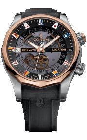 Corum Admiral Legend 47 Worldtimer A637/02743 – 637.101.05/F371 AN01