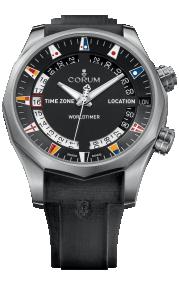 Corum Admiral Legend 47 Worldtimer A637/02744 – 637.101.04/F371 AN02